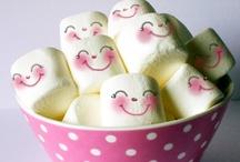 Marshmallow Madness / Marshmallows make me smile!! / by Barbara Celentano-Murray