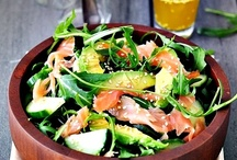 Yummy! - Salads  / by Isabel M.