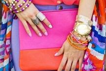 Color Inspiration [apparel] / by Tamz Lavender