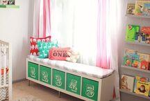 New House - Playroom Ideas / by Sara Erskine