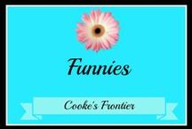 Funny / by Charley {Cooke's Frontier}