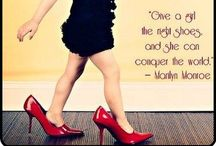 If the SHOE fits... buy it in every color / Retail therapy at it's best / by Rebecca Rae