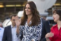 Oh, the life of a Royal! / Fashion of Princess Kate! / by Katherine Fitzwater