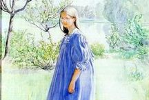 Carl Larsson / by Sue Frazier