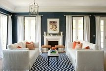 Beautiful Living Rooms / Living room designs and decorations that I love / by Katherine Fitzwater