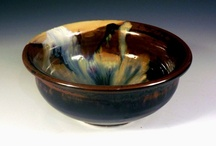 Art:  Clay Bowls, Platters and Casseroles  / Moving all bowls to this board / by Sandy Meadors