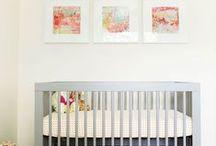 nursery ideas / by Susannah McGown