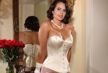 Secrets In Lace Corsets / Get your Curve On with Secrets In Lace Corsets! All our corsets are steel boned, come fully lined and have a generous (6-7 inch) modesty panel in the back. Enjoy achieving a 2-4 inch waist reduction with these corsets. / by Secrets In Lace