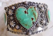 Beautiful Turquoise / by Sue Frazier