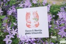 Trouwen / by Hanne