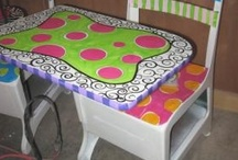 Painted furniture / by peppermint pattie