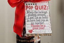 Teacher Gifts / by peppermint pattie