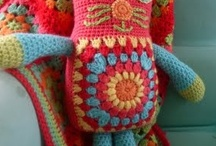 Crochet / Knitting / by peppermint pattie