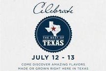 Best of Texas / July is Best of Texas at Market Street! Each weekend in July come discover amazing flavors made or grown right here in Texas. We'll feature recipes and tips using our favorite Texas-made products here all month. / by Market Street