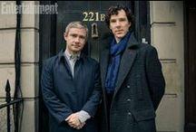 Sherlock Holmes / by Jody Patterson Moore
