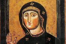 Orthodox icons / by Przemek Lis
