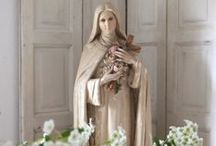 Ave Maria / Ave Maria  ~ Blessed Mother / by Julie Ann Castello