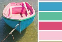 Color / I LOVE COLOR!!! Great color schemes for art and design! / by Suzy Plantamura