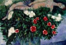 chagall / by Heather Towner