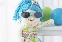 "♡♡♡ Crochet Softies ♡♡♡ / ""Adorable!""  / by ✿⊱♥ Sock-A-Doodle-Doo ♥⊰✿"