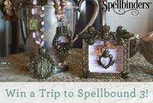 Spellbinders Announcements & Events / by Spellbinders