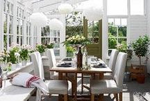 Conservatories and Sunrooms / Conservatories and Sunrooms / by Avente Tile