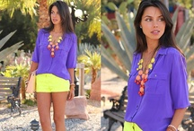 ღ♥♥ღ Colors ღ♥♥ღ / by Eva's Glam Fashion