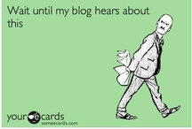 Blogging / by Patsy Davis
