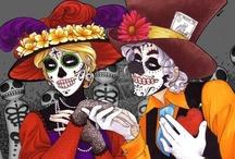 El día de los muertos / by SunnyEarthAcademy