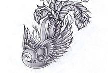 Tattoo addict / by Aaron Canterbury