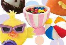 Fun With Candy Melts / #wiltoncontest / by Dawn Greider Bohm
