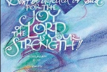 Ode To Joy ♥ / COUNT IT ALL JOY ~ FOR THE JOY OF THE LORD IS MY STRENGTH ~ I CHOOSE JOY / by Glenda Roslund