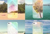 iPhone Cases / by Pura Vida Bracelets