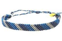 Flat Braided Collection / by Pura Vida Bracelets
