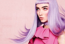 Hair Ideas / by PAULINE UNICORN