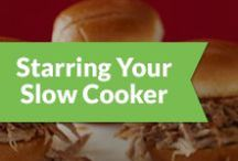Starring Your Slow Cooker / by Peapod Delivers
