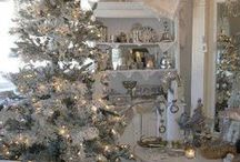 Christmas and holidays / Lovlies with a vintage twist. / by Peggy Elvington