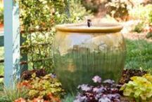 Garden of Eden / A board of garden accents, plants, outdoor living, and just about anything pertaing to the garden. / by Debra Palmquist