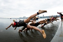 Nice pictures of triathlons / by Kyocera Beach Challenge Cross Triathlon