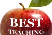 Teach  :) / by Brittney Fruge'