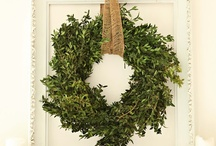 Christmas / Getting into the spirit:) / by Margie Hess