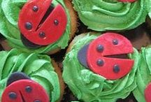 Ladybug Birthday Party / by Kiwi Crate | Arts and Crafts for Kids