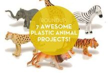 Safari / DIY projects and kid-friendly activities to complement our Wild Safari crate / by Kiwi Crate | Arts and Crafts for Kids