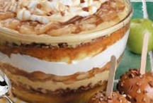 Food: Fall Flavors / Fall foods & flavors (pumpkin, pecan, etc.) / by Stacy Randolph