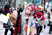 Street fashion [japanese] / by Ryuichi Nakayama