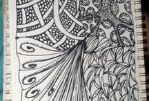 Zentangles / by Susan Wallis