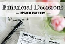 Finances / by Jordan Schorer
