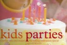 Kids parties / by Janien Crampton
