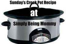 Crock pot/ slow cooker / by Janien Crampton