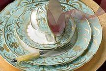 Dinnerware/Tea/Coffee Sets / by Susan Hardy